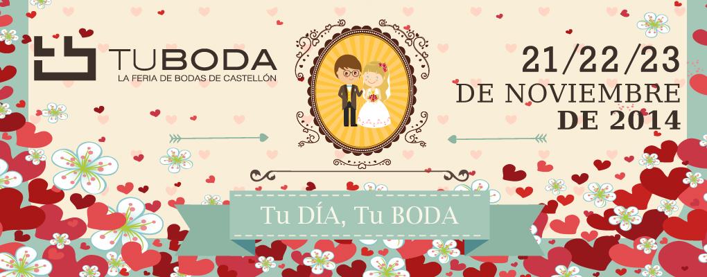 Cartel Feria Tu Boda