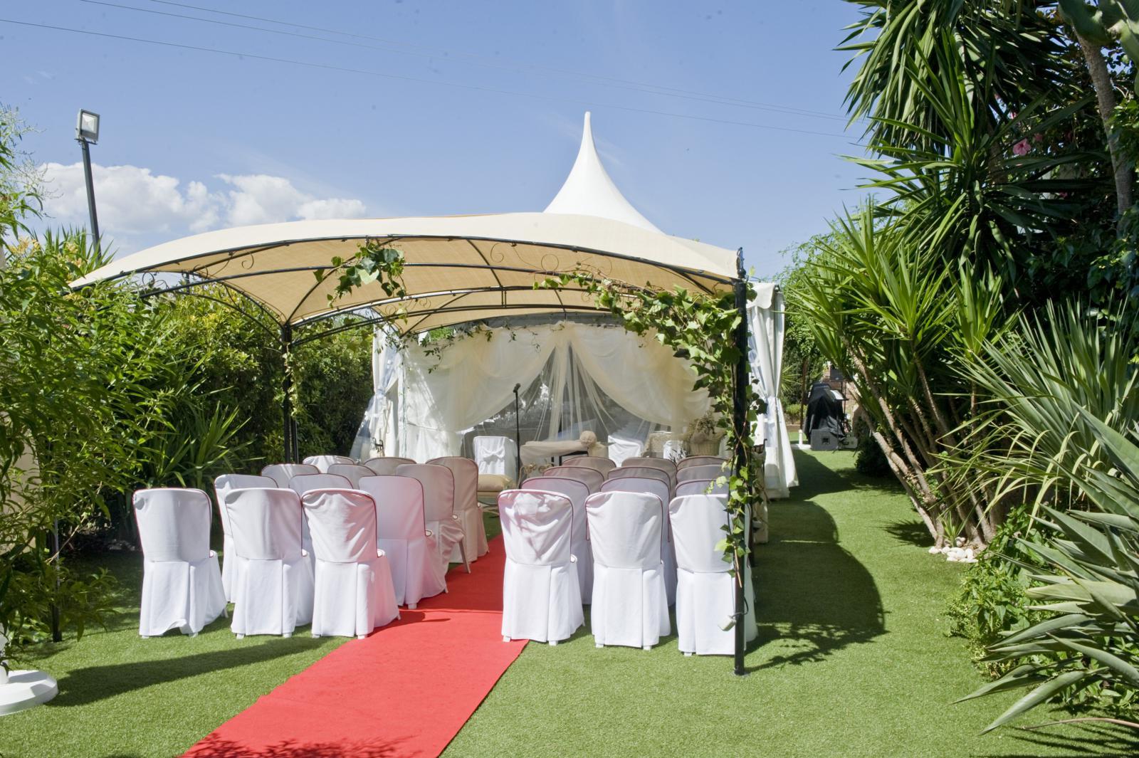 salon de bodas villavieja
