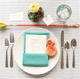 mesa invitados
