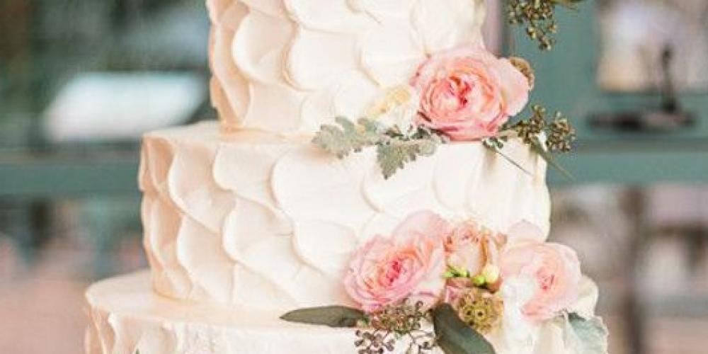 10 consejos para una tarta de boda espectacular