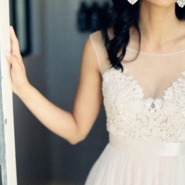 El vestido de novia ideal