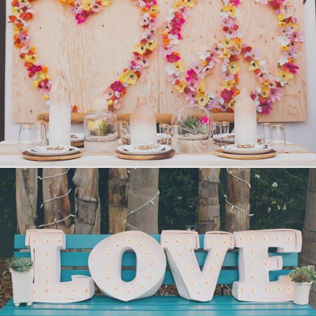 ¿ Cómo sorprender a los invitados en tu boda? (1ª parte)