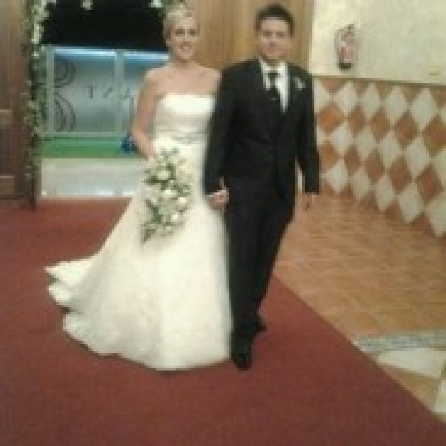 Se casó el 14/09/2013