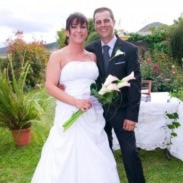 Se casó el 05/05/2012