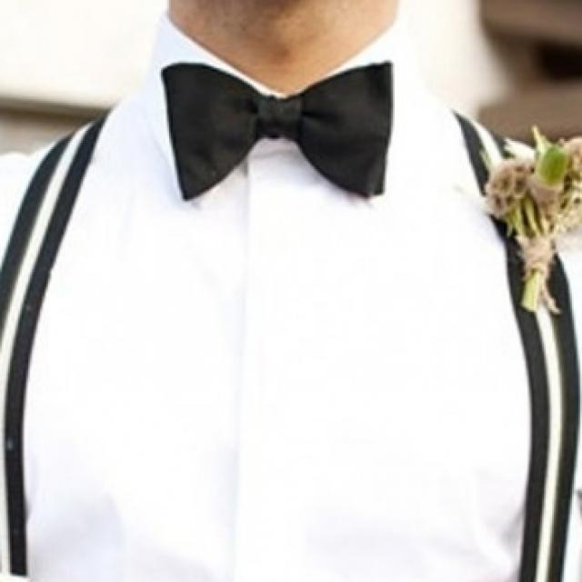 Guía de trajes de boda para novios
