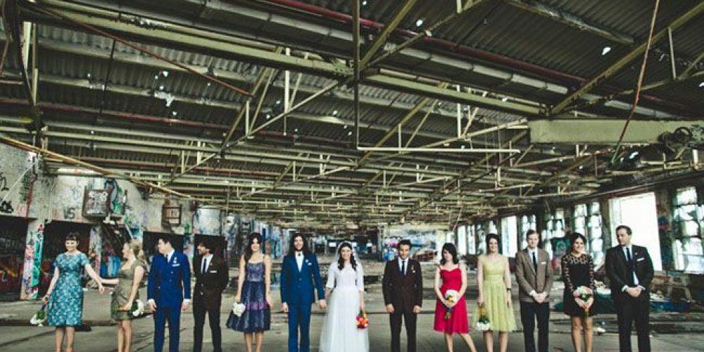 """Las bodas más """"raras"""" del año"""