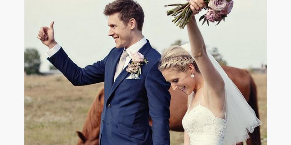 ¿Cómo hacer una entrada impactante el día de tu boda?