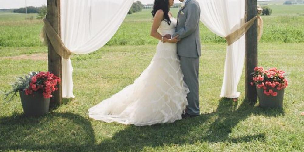 Errores comunes en las bodas al aire libre